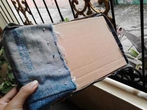 Daur Ulang Celana Jeans